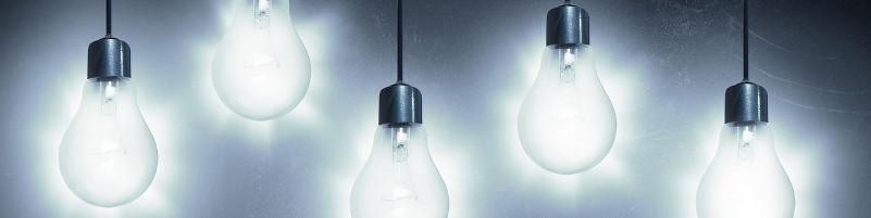 lightbulbs hdr
