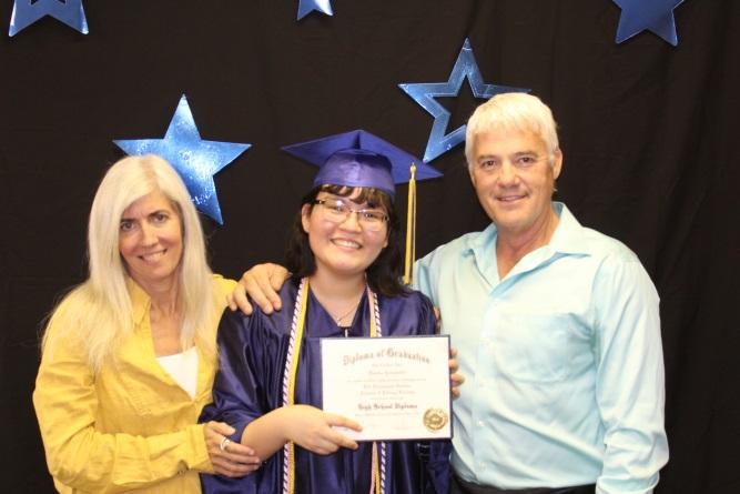 Recent Graduations