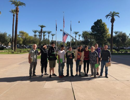 Arizona State Capital Museum Field Trip