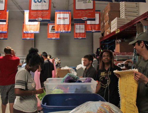 Volunteering at OCJ Kids