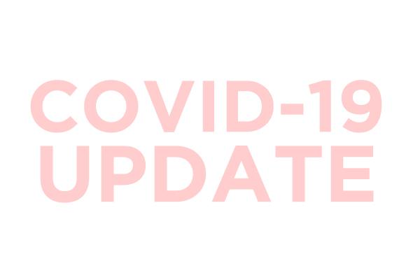 COVID-19 Update 3/24/20